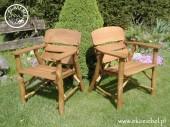 Fotel niski
