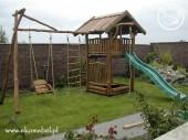 Domek dla dzieci 'Kubuś'